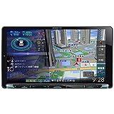 ケンウッド カーナビ 彩速ナビ 9型 MDV-M906HDL 専用ドラレコ連携 無料地図更新/フルセグ/Bluetooth/Wi-Fi/Android&iPhone対応/DVD/SD/USB/HDMI/ハイレゾ/VICS/タッチパネル/HDパネル