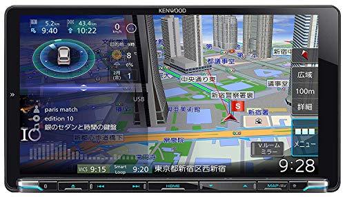 KENWOOD カーナビ MDV-M906HDL 9インチハイビジョン彩速ナビゲーションシステム ケンウッド