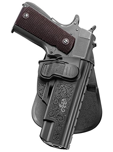Fobus 1911CH Right Hand Holster for most Colt 1911 Style...