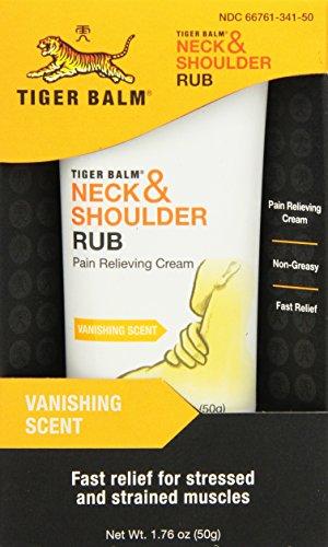 Tiger Balm Einreibemittel Oils & Reibt Neck & Shoulder Rub 1,76 Unzen 222322