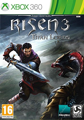 Risen 3, Titan Lords (First Edition) Xbox 360