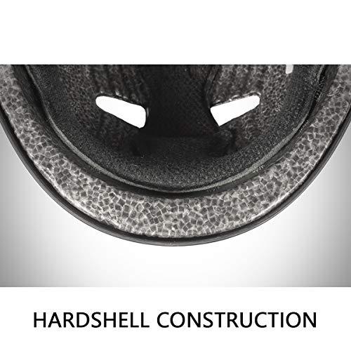 TSG Helm Evolution Solid Color, Schwarz (satin black), L/XL, 75046 - 4