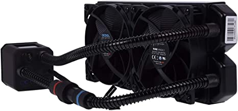 Alphacool 11285 Eisbaer 240 CPU - Black Water Cooling Kits, Systems and AIOs