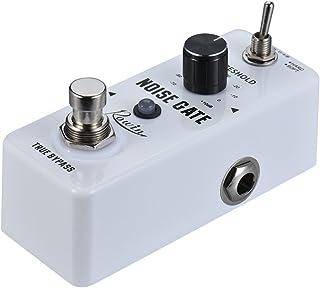 Kalaok Noise Gate Reducción de ruido Pedal de efectos de guitarra 2 modos Aleación de aluminio Shell True Bypass