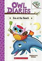 Eva at the Beach: A Branches Book (Owl Diaries)