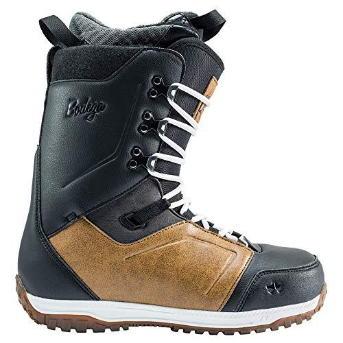 Rome Snowboards Bodega Snowboard Boots, Schwarz, 11