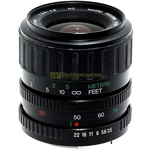 Vivitar MC 35/70mm f3,5-4,8 Macro Focus Objektiv für Pentax K Spiegelreflexkameras