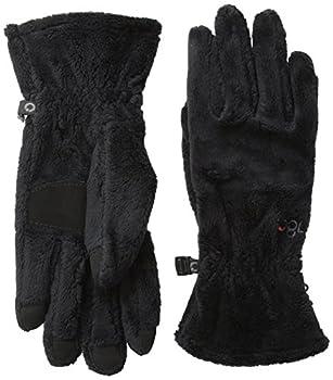 180s Women s Lush Glove Black Large