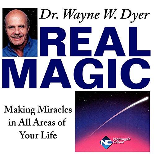 Real Magic audiobook cover art