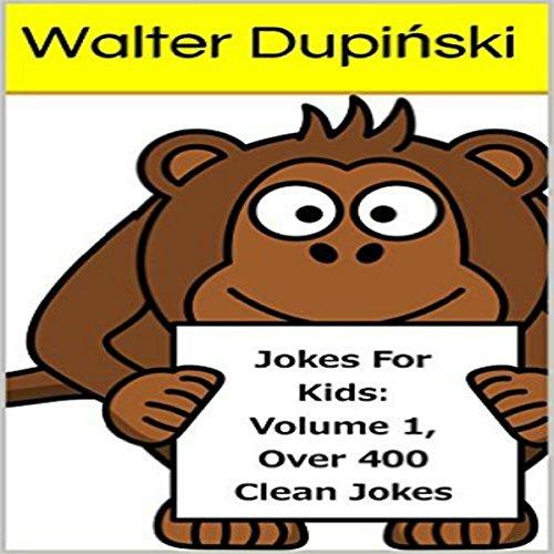 Jokes for Kids, Volume 1 audiobook cover art