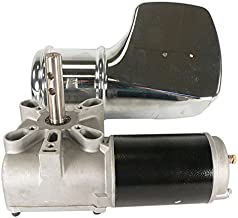 DB Electrical LTM0001 New Winch Motor for Dump Truck Tarp Systems Gearmotor, Motor, Gearbox Hd, 3 and 4 Bolt Heavy Duty 61G 61L 1030 1031 11521 13655 980105495 9B0105495 N980405495