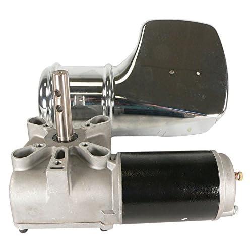 DB Electrical LTM0001 New Winch Motor for Dump Truck Tarp Systems Gearmotor, Motor, Gearbox