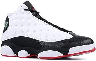 Air Jordan 13 Retro 'He Got Game 2018 Release' - 414571-104 - Size 16 White, True Red-Black