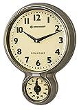 Bresser MyTime-Reloj de Cocina Retro (Acero Inoxidable), Dorado