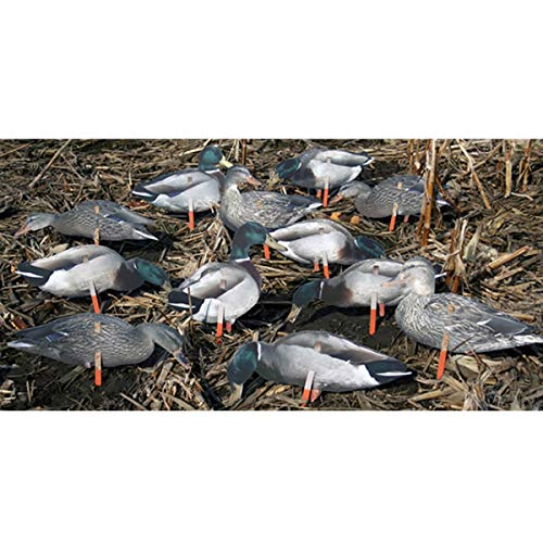 Real Geese Pro Series II Extreme Mallards - WF610PSS