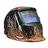 LEXPON Welding Helmet Automatic LPAS08 Solar Welding Shield Adjustable Grinding ARC TIG MIG