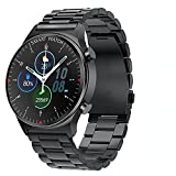 MIBYUZST Reloj inteligente de llamada Bluetooth, reloj deportivo...