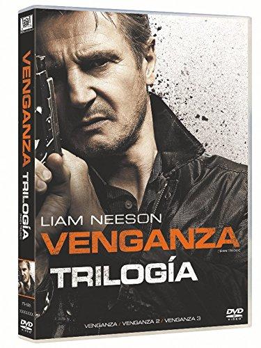 Pack Venganza 1-2-3 Trilogia [DVD]