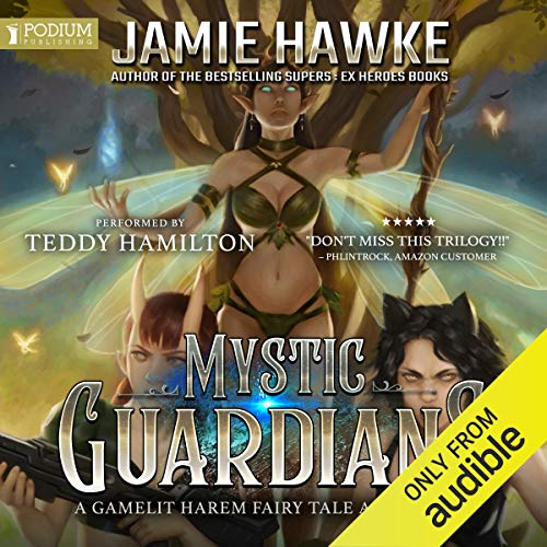 Mystic Guardians cover art