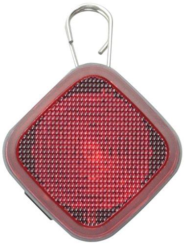 Ruffwear 55102-605 The Beacon Wasserdichtes Blinklicht, rot