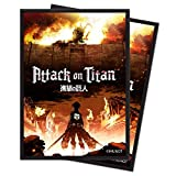 Ultra Pro ULP85522 Deck Protector Attack on Titan The Beginning44; 65 Count