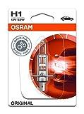 OSRAM Original 12V H1 Lampada alogena per proiettori 64150-01B - Blister singolo