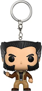 JPTACTICAL X-Men Heros Wolverine Bobble Head Action Figures Keychain Mini Figure