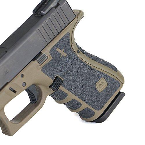 Foxx Grips -Gun Grips Glock 19, 23, 25, 32, 38 (Grip Enhancement)