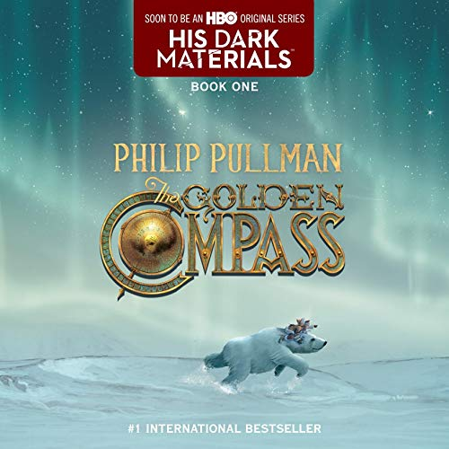 The Golden Compass audiobook cover art