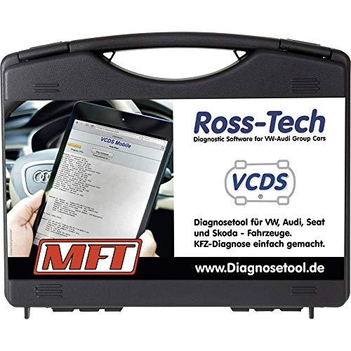 Ross-Tech OBD II Diagnosetool VCDS® HEX-V2 USB 80314 uneingeschränkt