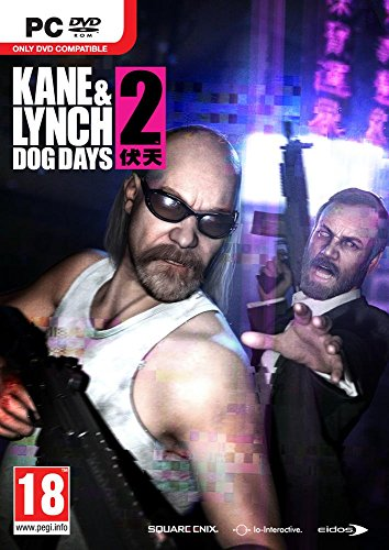 Kane & Lynch 2 Dog Days [Edizione : Francia]