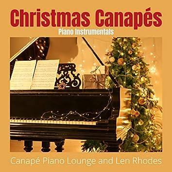 Christmas Canapés - Piano Instrumentals (Vol. 1)