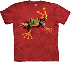 The Mountain Kids' Big Mymountain Victory Frog Apparel-Candy Apple Red