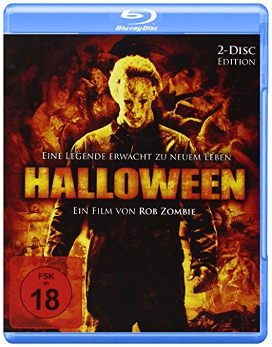 Halloween (2007) (+ DVD) [Alemania] [Blu-ray]