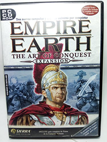 EMPIRE EARTH THE EARTH OF CONQUEST (EXPANSION)