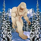 EttansPalace Mythical Giant Yeti Snowman Statue