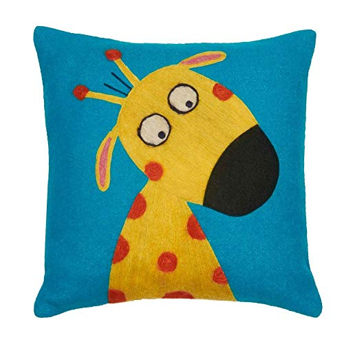 Silly Giraffe Pillow