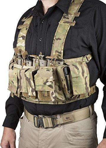 VTAC Assault Chest Rig (Multi-Camo)