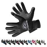 BPS 3mm Neoprene Diving Gloves with Anti Slip Palm...