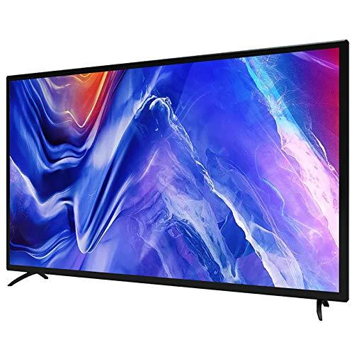 LHONG Smart TV LED, 32/43/50/55/60/65 Pulgadas Full HD Smart TV Sonido Envolvente HDMI 1080p HD decodificación TV