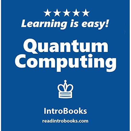 Quantum Computing audiobook cover art