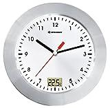 Bresser MyTime Bath Horloge de Bain blanc