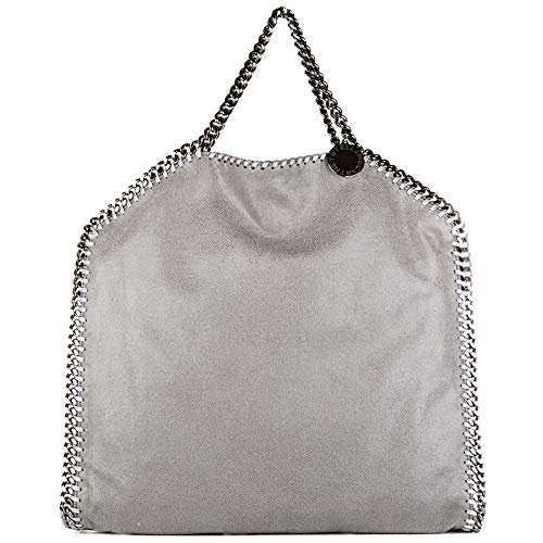 Stella Mccartney borsa donna a mano shopping nuova originale falabella shaggy de