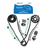 ECCPP Timing Chain Kit fits for 1997-2007 Ford E150 F150 Explorer Expediton 4.6 281CID WINDSOR