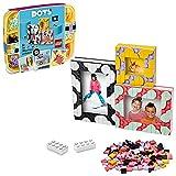 LEGO DOTS Cornici Creative con Elementi Decorativi, Decorazioni Cameretta Fai da Te, Kit Hobby Creativi per Bambini, 41914
