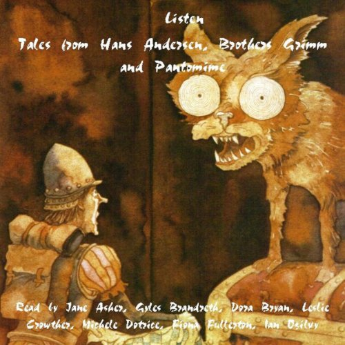 Tales from Hans Andersen, Brothers Grimm and Pantomime audiobook cover art