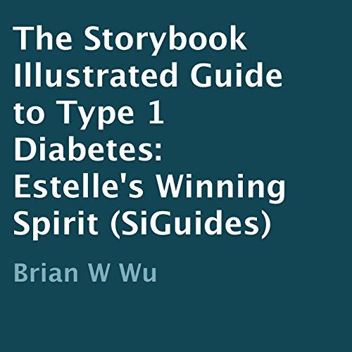 Estelle's Winning Spirit audiobook cover art