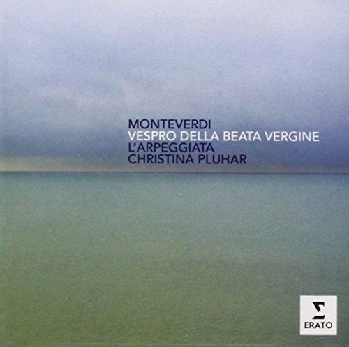 Christina Pluhar - Monteverdi. Vespro della Beat