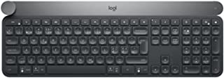 Logitech Logitech 920-008503 工艺键盘920-008503 Craft (UK Layout)(English Layout 英语版本 QWERTY布局)