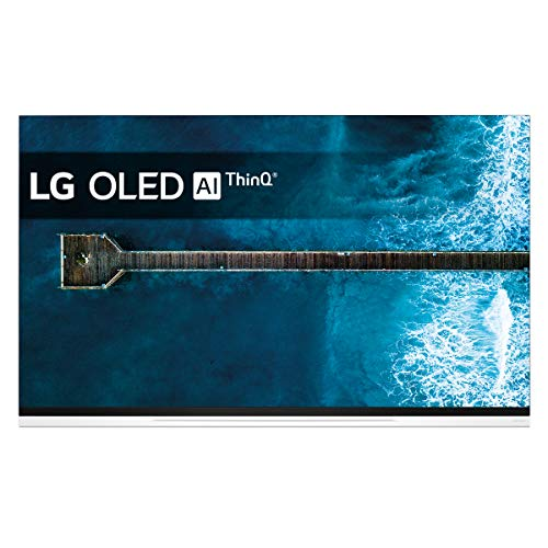 LG - TV OLED 65 - Lg Oled65E9Pla, 4K HDR, Smart TV Inteligencia Artificial, Alpha 9 Gen.2, Deep Learning